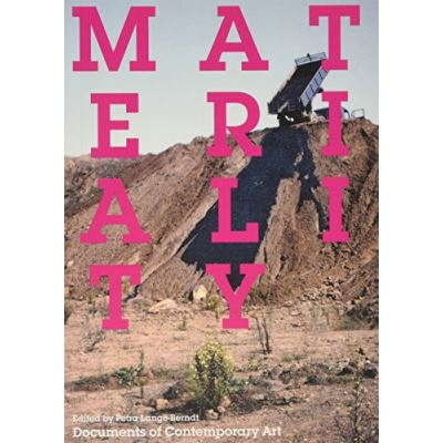 Materiality (Documents of Contemporary Art) - [Livre en VO]