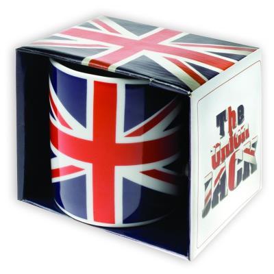 Union jack tasse Grande-Brittanie