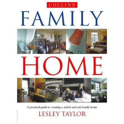 Collins Family Home - [Livre en VO]