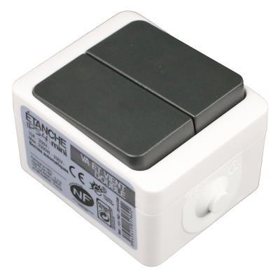 V&V double - IP54 - mini