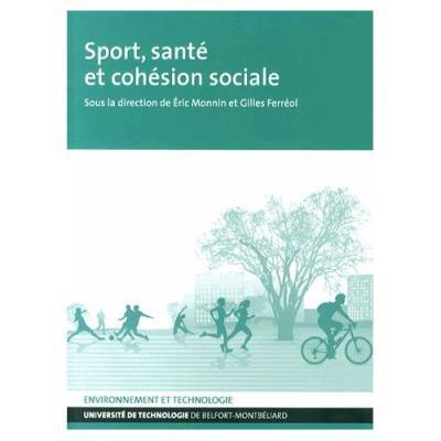 Sport, Santé Et Cohésion Sociale Eric Monnin
