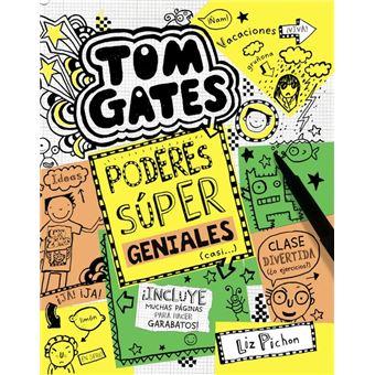 Tom gates 10 poderes super geniales