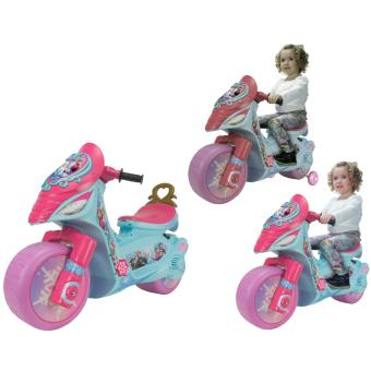 moto scooter reine des neiges