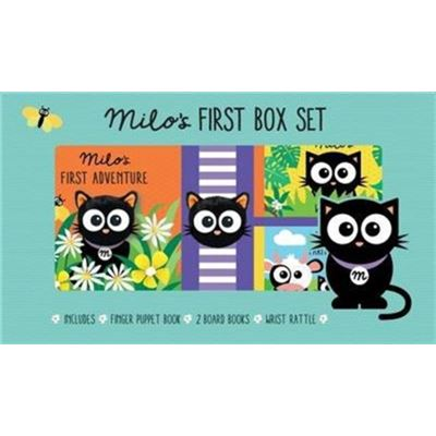 Milo'S First Adventure Box Set (Board Book)