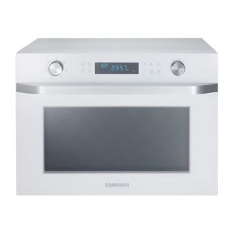 samsung mc35j8055cw four micro ondes combin grill. Black Bedroom Furniture Sets. Home Design Ideas