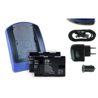 chargeur batterie 5d mark ii