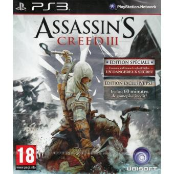 Video Games & Consoles Assassins Creed 3ps3