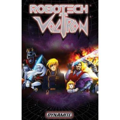 Robotech / Voltron - [Version Originale]