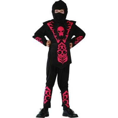 Déguisement ninja garçon 7 à 9 ans