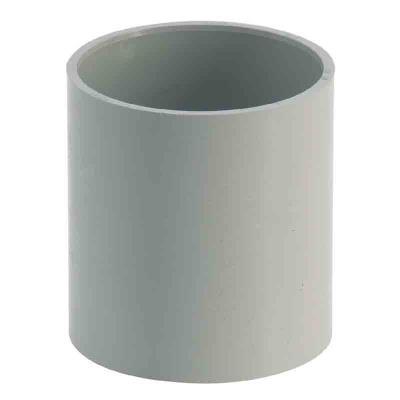 Girpi - Manchon PVC femelle/femelle gris