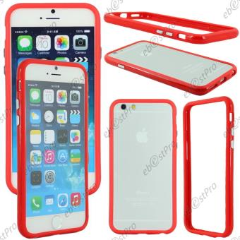 coque bumper iphone 6 rouge