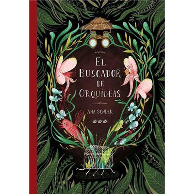 El Buscador De Orquideas - [Livre en VO]