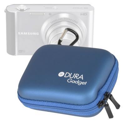 DURAGADGET étui rigide violet pour Samsung Smart Camera ST200F ST66 ST77 ST65
