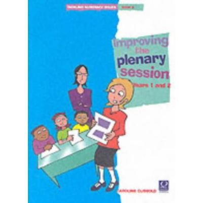 Tackling Numeracy Issues Book 5: Improving the Plenary Session: Years 1 and 2 (Tackling Numeracy Issues Book2) - [Livre en VO]