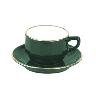 2 tasses moka bistrot vert empire et or 9 cl achat prix fnac. Black Bedroom Furniture Sets. Home Design Ideas