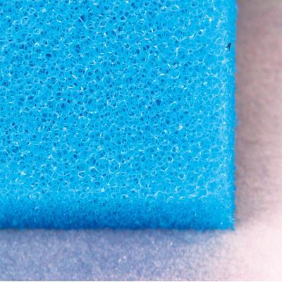 Mousse bleu fin 50x50x2.5cm