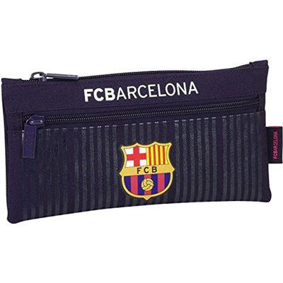 F.C.Barcelona 2ª Equipacion 16/17 Double Zipper Case (officiel), école