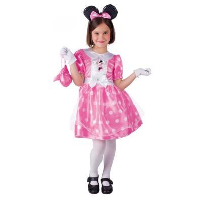 Déguisement Minnie? rose fille 7 à 9 ans