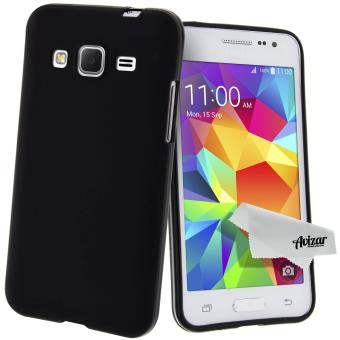 Complètement et à l'extrême Coque Etui Protection en Silicone Gel pour Samsung Galaxy Core &XX_57