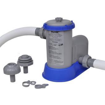 Pompe de filtration pour piscine bestway flowclear for Best way piscine