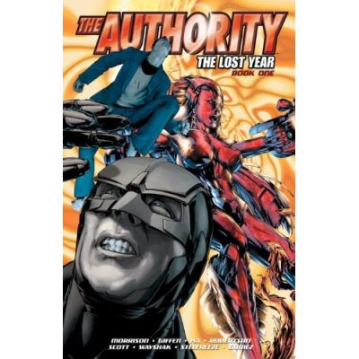 The Authority, Authority (Graphic Novels)