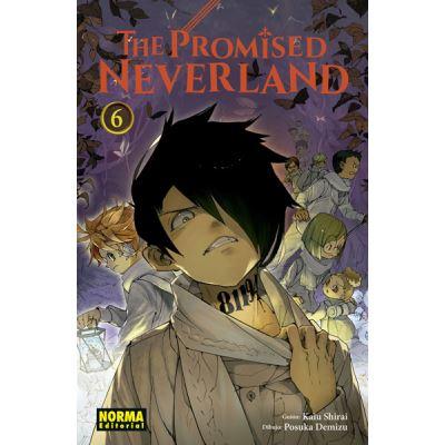The Promised Neverland 6 - [Livre en VO]