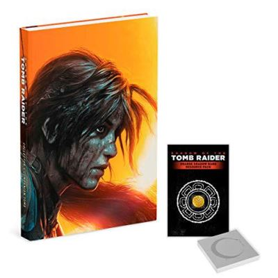 Shadow of the Tomb Raider: Official Collector's Companion Tome - [Version Originale]