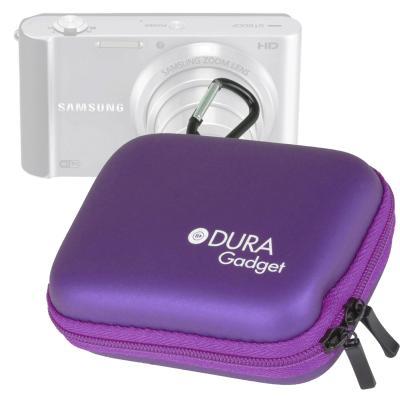 DURAGADGET étui rigide rose pour Samsung Smart Camera ST200F ST66 ST77 ST65