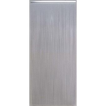 52€24 sur Rideau chainette d\'aluminium anodisée - Fenêtres et volets ...