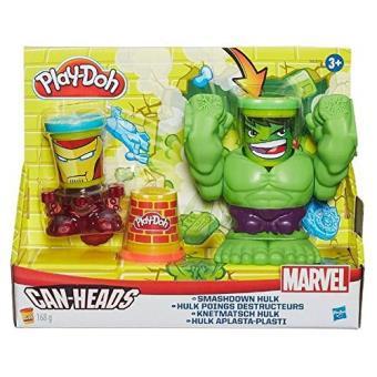 Hulk Poings Destructeurs Marvel Play-Doh P/âte /À Modeler B0308eu40
