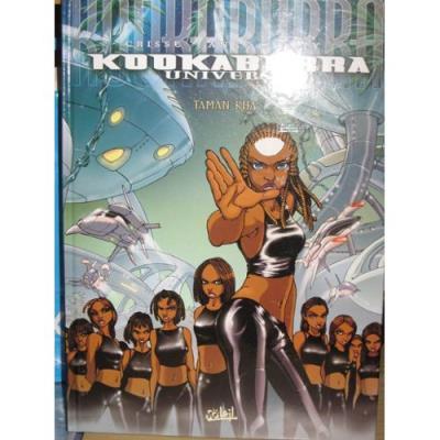 Kookaburra Universe Tome 2 - Taman Kha Ange