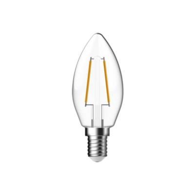 Ampoules à économie d'énergie GP LED FILAMENT CANDLE E14 2W-25W