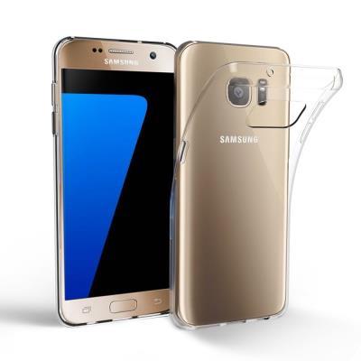 Coque Samsung S7 Silicone Gel Transparente Étui Housse Protection