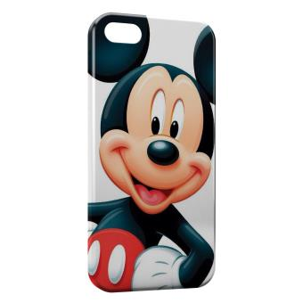 Coque iPhone 6S Plus Mickey Rouge