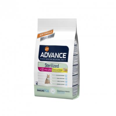 Advance - sterilized senior +10 - 1,5 kg