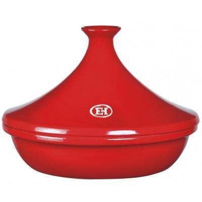 Emile Henry Tajine Grand cru rouge 32 cm