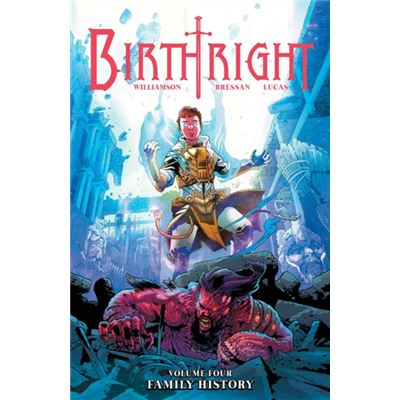 Birthright Volume 4
