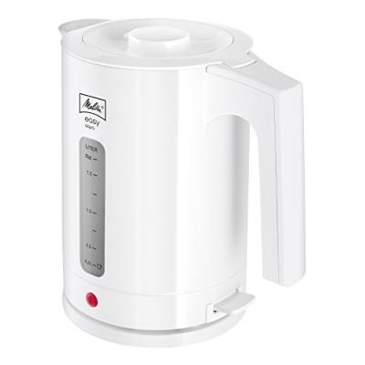Melitta Easy Aqua - Bouilloire - 1.7 litres - 2400 Watt - blanc
