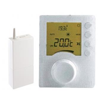 Delta Dore  6053002 Thermostat dambiance avec molette Tybox 33