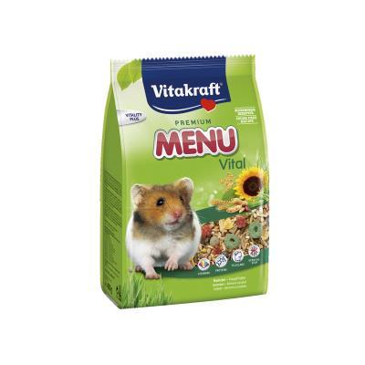 Menu Vital Hamsters En Sachet Fraîcheur - Vitakraft