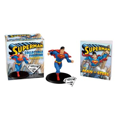 Superman: Man Of Steel (Mega Mini Kits) (Paperback)
