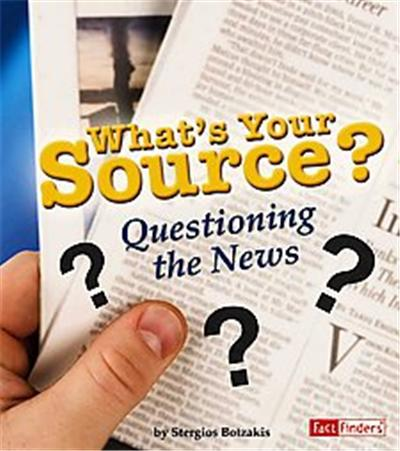 What's Your Source?, Fact Finders Series
