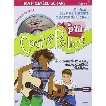 m thodes et p dagogie coup de pouce le p 39 tit coup de pouce cd guitare guitare acoustique. Black Bedroom Furniture Sets. Home Design Ideas