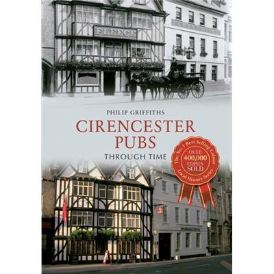 Cirencester Pubs Through Time (Paperback)