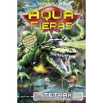 Aquafieras 9-tetrax el cocodrilo de