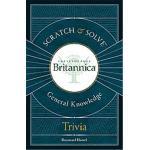 Scratch & Solve Encyclopedia Britannica General Knowledgetrivia, Scratch & Solve Series