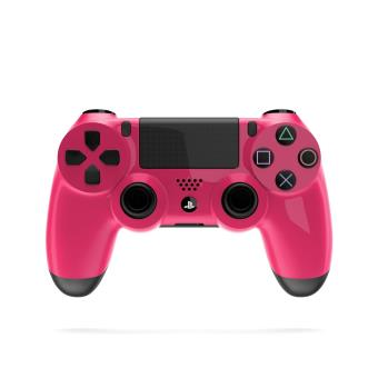 competitive price entire collection lower price with Manette PS4 Fushia - Manette PS4 Rose - Jeux vidéo - Achat ...