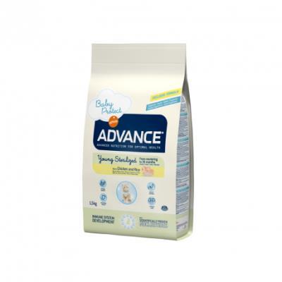 Advance - young sterilized - 1,5 kg