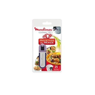 Moulinex Cookeo Usb Du Monde Ref: Xa600111