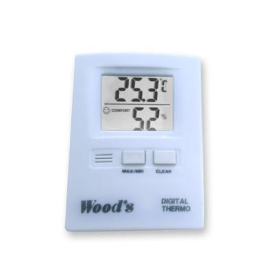 Thermo-hygromètre compact PCV8005